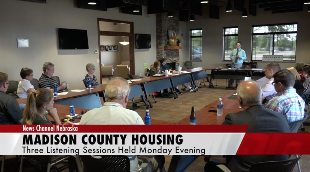 Madison County discusses housing issues