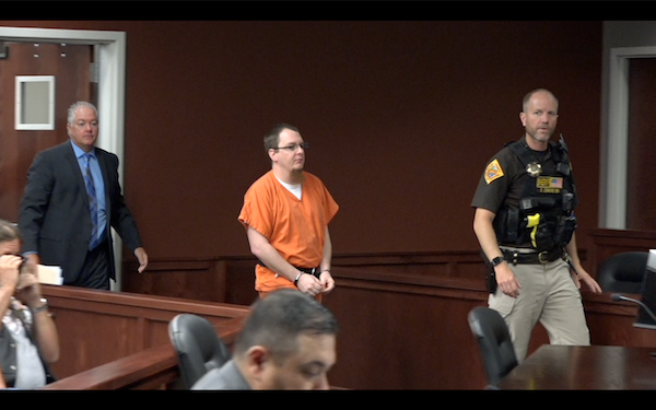 A Broken Bow Man Will Spend The Next 20-30 Years In Prison For Sexual Assault Of A Child