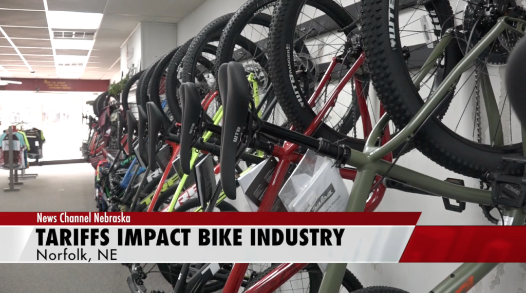 Local Bike Shop Impacted by Tariffs