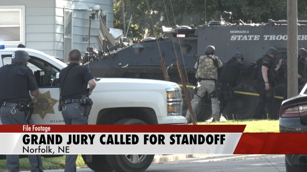 Grand Jury Investigation Called For Norfolk Standoff