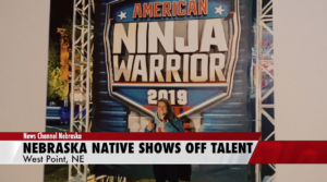 Local teen takes on American Ninja Warrior