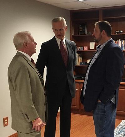 Senator Matt Williams Pleased with Continued Growth of Rural Communities