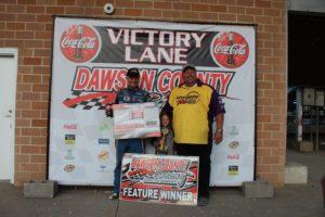 Dawson County Raceway Results (6/2)