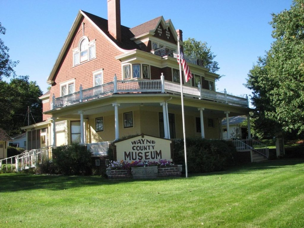 Visit The Wayne County Museum Sunday