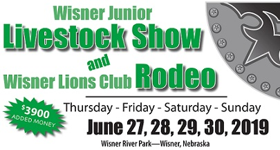 Livestock Show, Rodeo To Be Featured In Northeast Nebraska