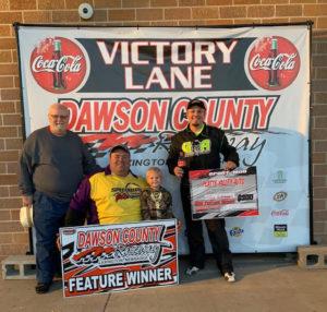 Dawson County Raceway Results 6/23