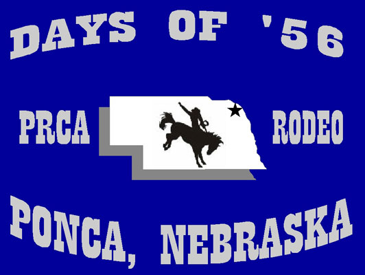 51st Annual Days of '56 PRCA Rodeo In Ponca