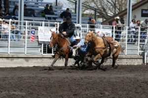Horse Trade; Nebraska Couple Mentors High School Rodeo Athletes And Shares Horses