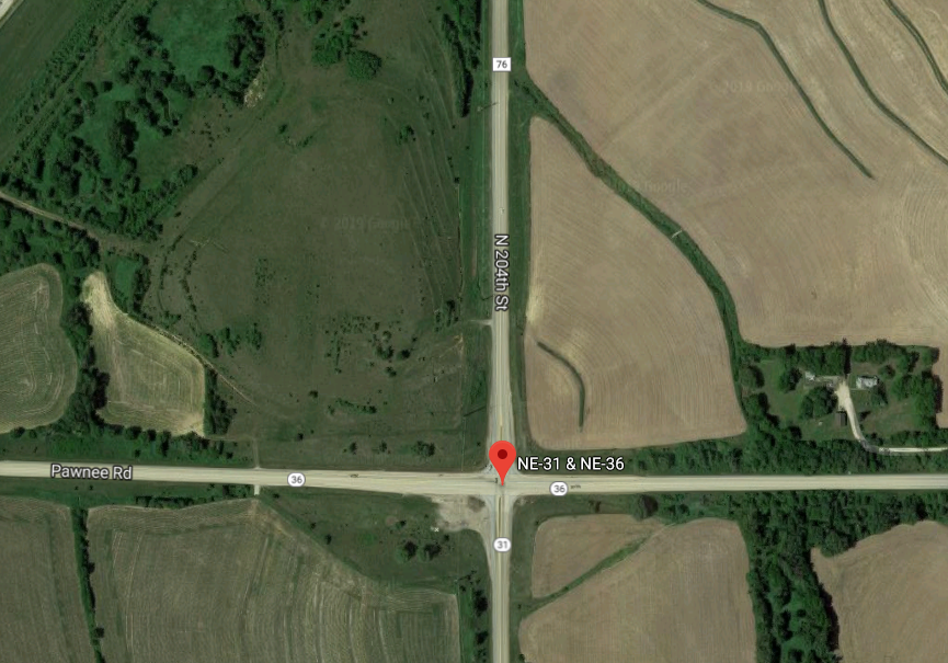Roundabout to Replace 4-Way Stop on Hwy 36-Hwy 31 Junction