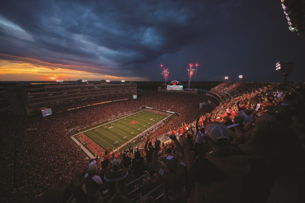 Husker Football Season Tickets On Sale Today at 10AM