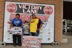 Dawson County Raceway Results 6/16