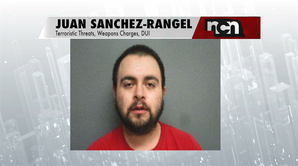 Terroristic threats with a firearm, coupled with alcohol, lead to arrest