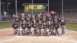 Broken Bow Juniors Baseball Team - AREA TOURNAMENT CHAMPIONS!!!!