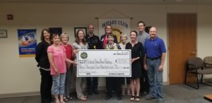 Broken Bow Area Rotary Awarded Funds To Assist In Launching New Program-WRAP