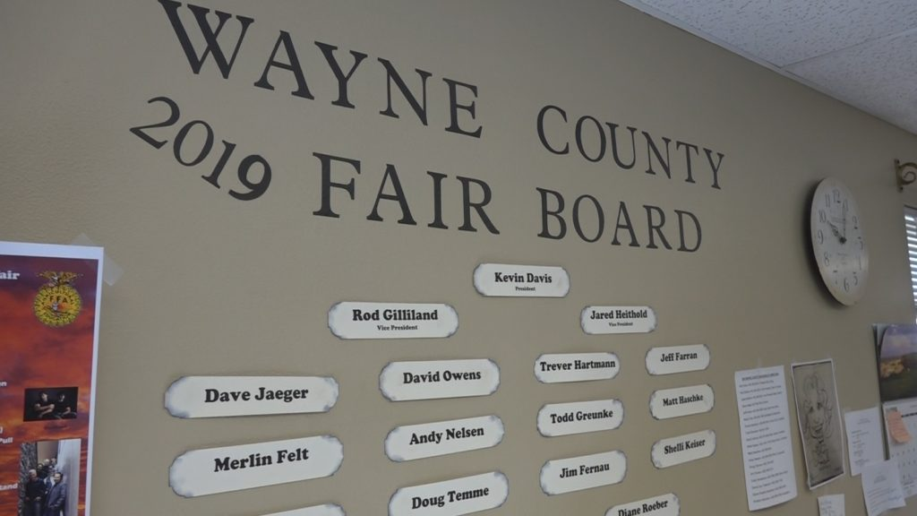 Fairboard Members Introduced, 97th Annual Wayne County Fair Moves Into Weekend Schedule