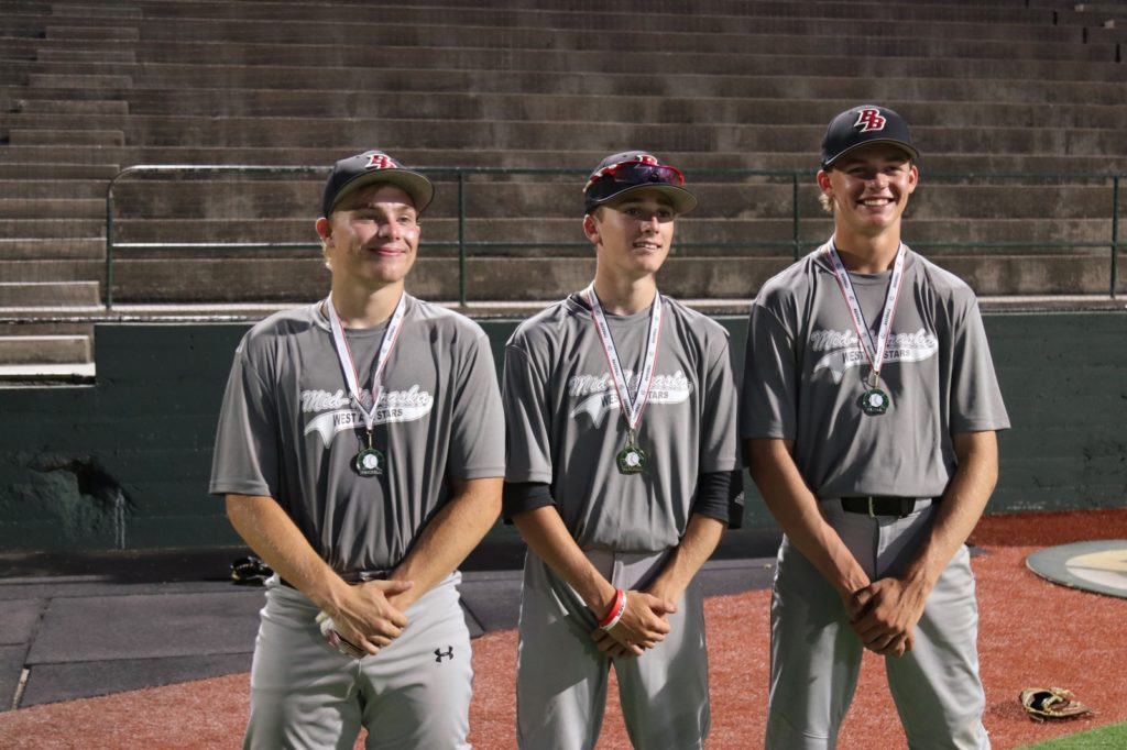 Broken Bow Players Contribute to Victorious West Team in Mid-Nebraska Legion Baseball League All Star Game
