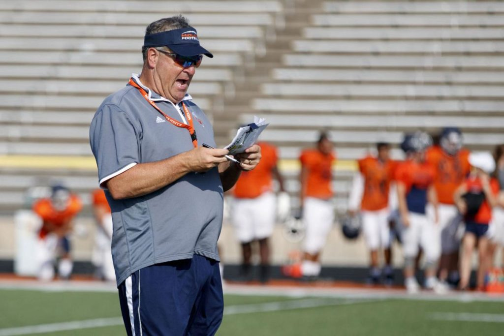 Jamrog to Give Midland Football Outlook at GPAC Media Day