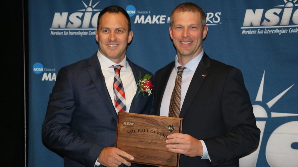 Jones Becomes Sixth Wayne State College Individual To Be Inducted Into League Hall Of Fame