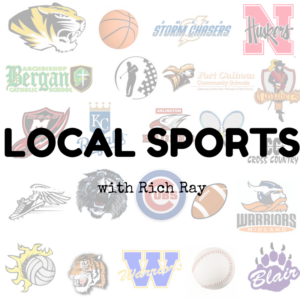 Local Sports Coming Up: Volleyball Tuesday Night