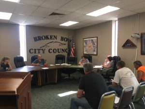 Park Board Discusses Indian Hills Playground
