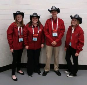 Anselmo-Merna Places in Top 10 at SkillsUSA National Competition