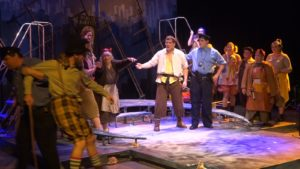 UrineTOWN The Musical Previewed During Chamber Coffee