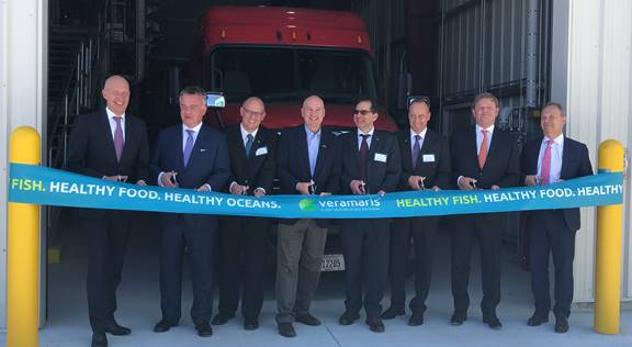 New Veramaris Alternative Feed Facility Open in Blair