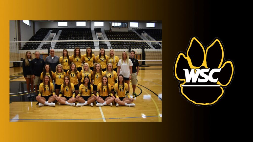 Record-Setting Streak Continues For WSC Volleyball Program With Team Academic Award