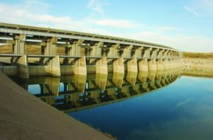 Army corps opens Fort Peck spillway as reservoir level rises