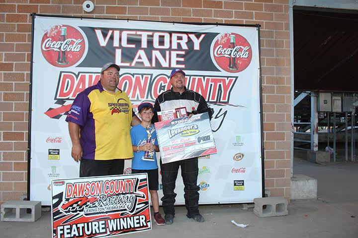 Dawson County Raceway Results 6/30