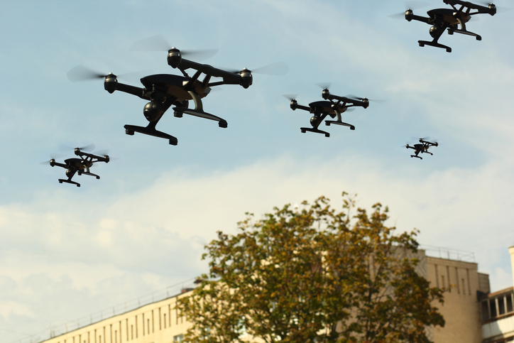 Nebraska considers drone detection systems for prisons