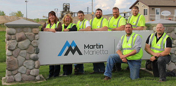 Martin Marietta – Equipment Operators