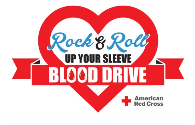 Red Cross Rock n' Roll Up Your Sleeve Returns Monday & Tuesday