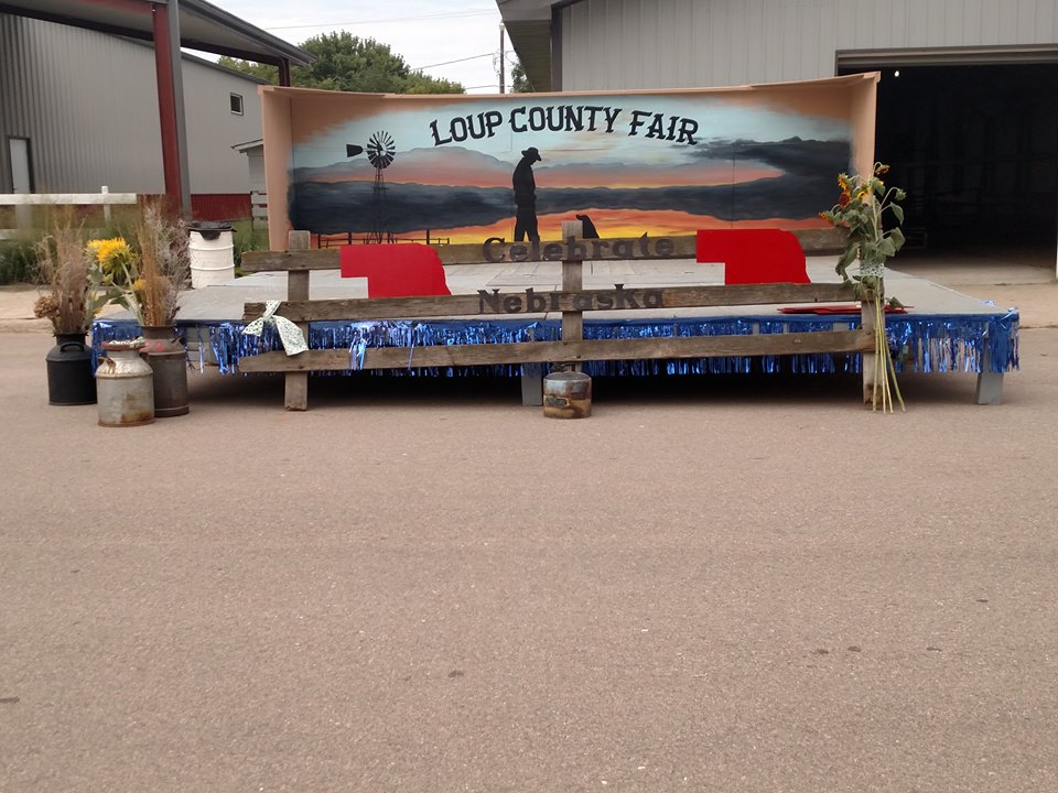 2019 Loup County Fair Kicks Off Monday, August 5