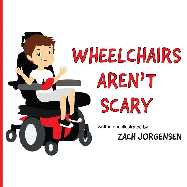 'Wheelchairs Aren't Scary' Book Signing Set For Saturday, Signature Proceeds To Benefit Muscular Dystrophy Association