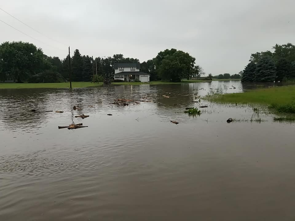 Reports Of Over 6″ Of Rain During Friday's Storm; Flash Flooding Occurred Across Region