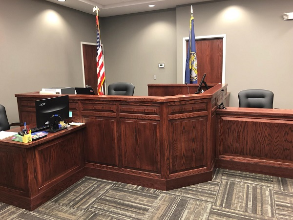 County Court Stays Busy On The First Monday Of October