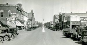 Vintage View of Lexington this Saturday