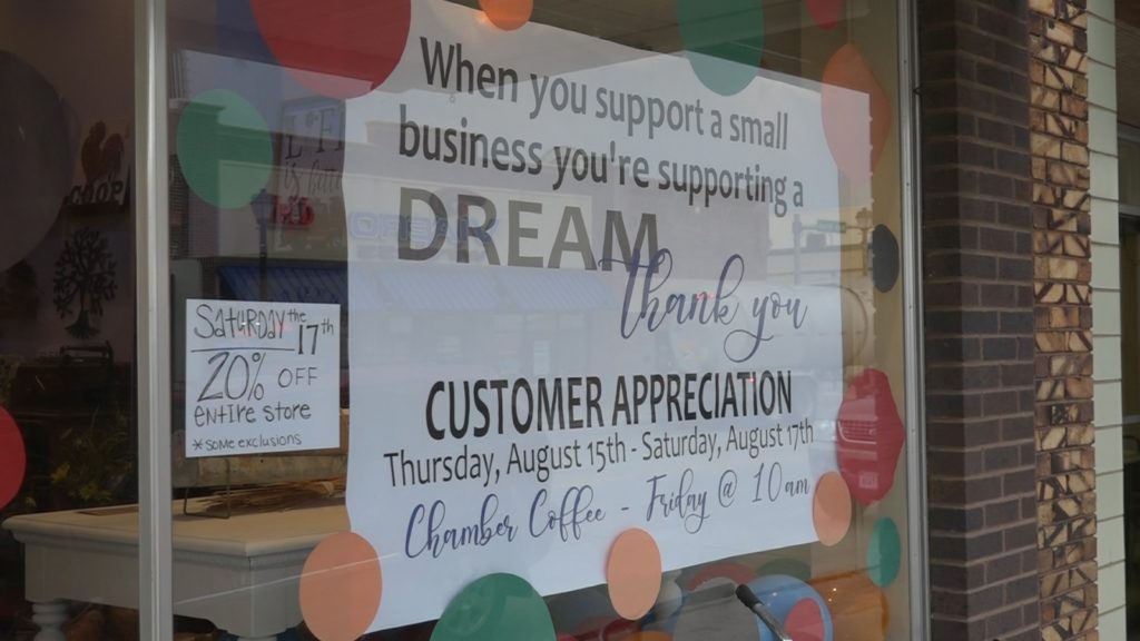 Customer Appreciation Begins Thursday At Hwy 15 Salvage, Chamber Coffee Friday