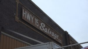 Hwy 15 Salvage Previews September Classes During Chamber Coffee