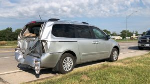 Details Released On The Crash Near Custer's Last Stop That Sent One Man To The Hospital