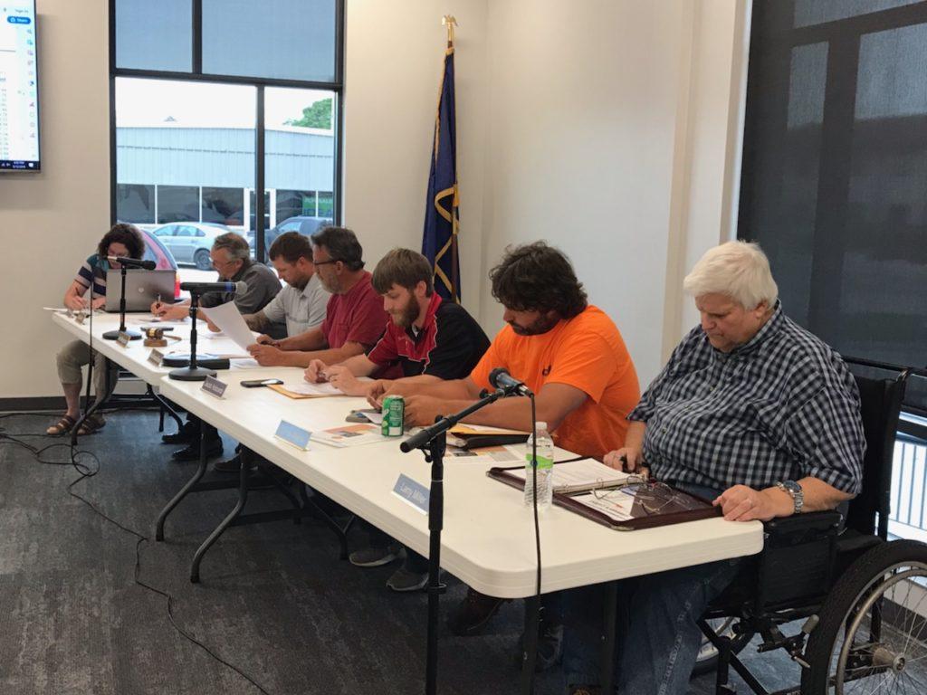 BB City Council Discusses Park Restroom and Public Participation at Meetings