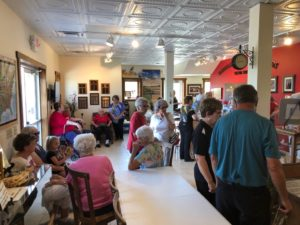 Red Barn Welcomes Hundreds of Visitors During 10 Year Celebration