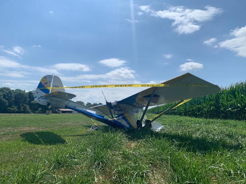 Plane crash in east Lincoln