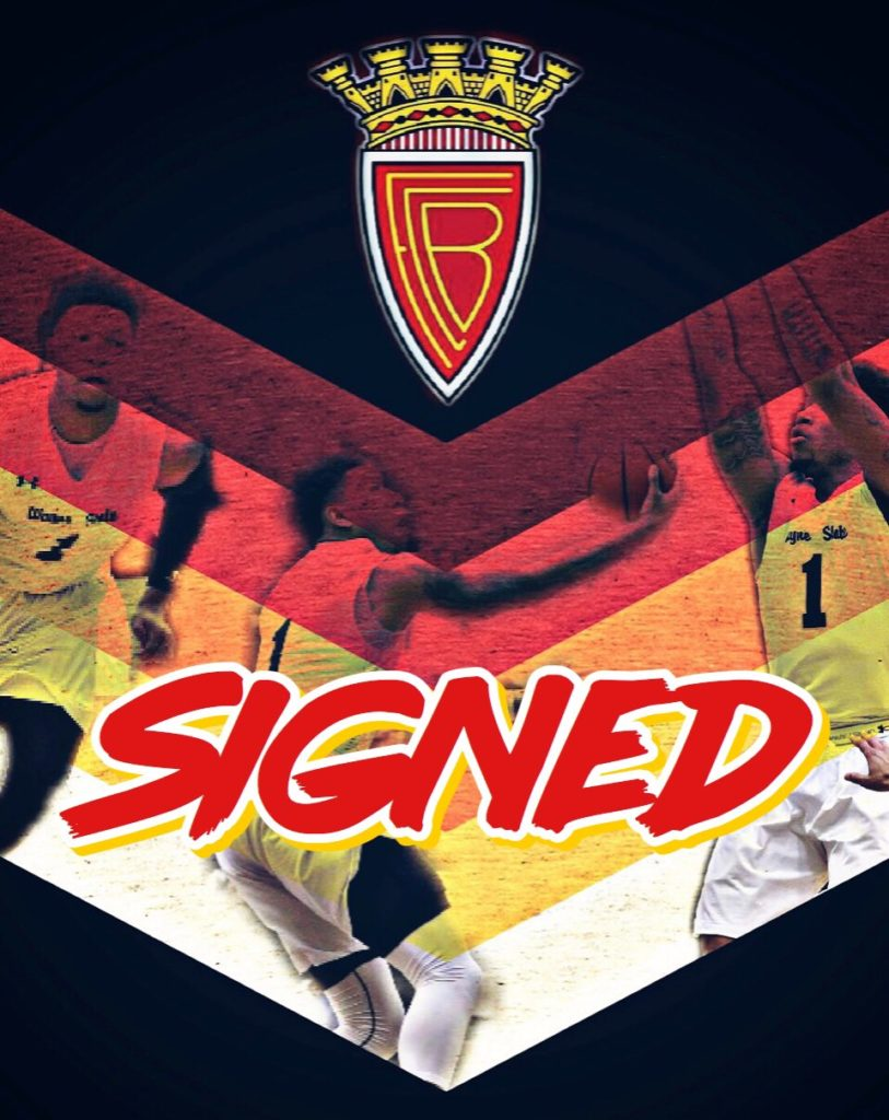 Kendall Jacks Signs With F.C. Barreirense