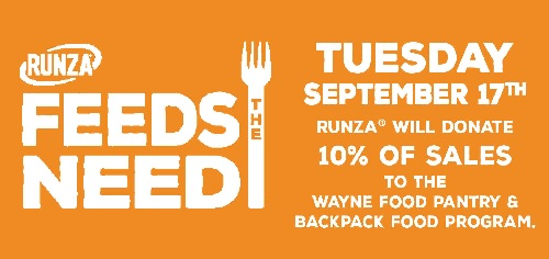 Assist With Childhood Hunger During Feed The Need Fundraiser September 17