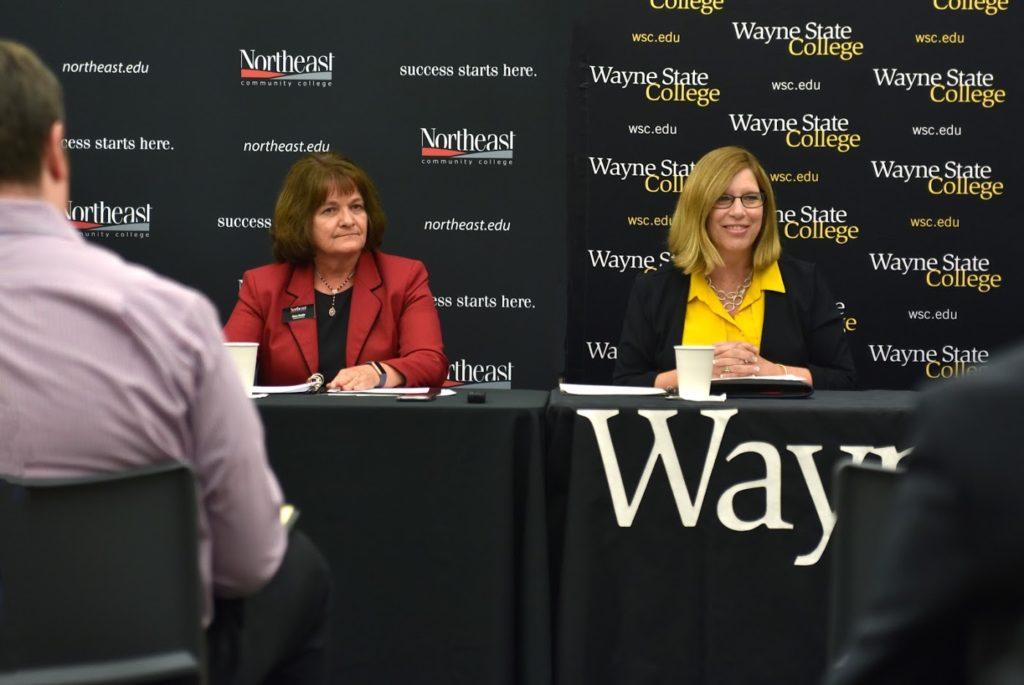 Wayne State College And Northeast CC Sign New Memorandum Of Agreement