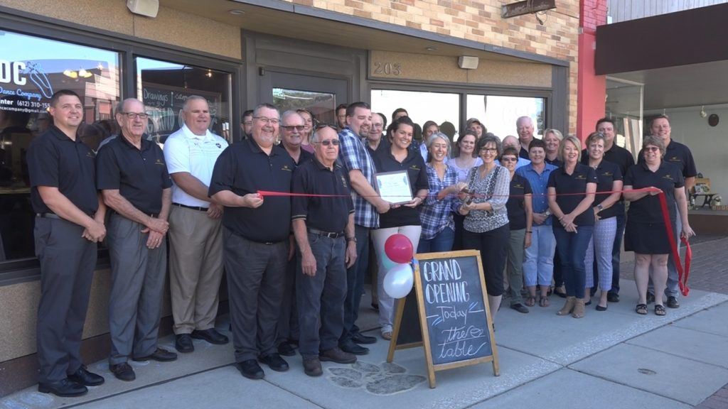 The Table Coffeehouse Welcomed Into Community During Chamber Coffee, Ribbon Cutting Event