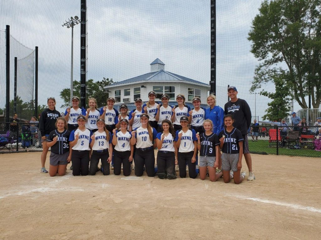 Blue Devil Softball Opens New Softball Format At Home During Subdistrict Tournament October 7-8