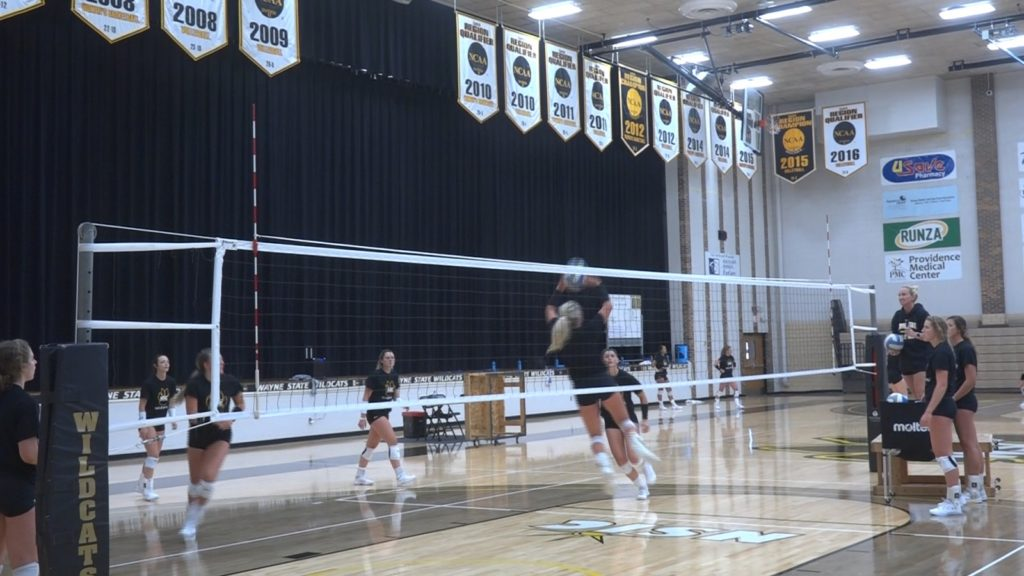 13-Game Stretch Of September Matches Begin Friday For Wildcat Volleyball